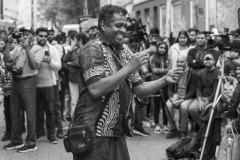Tamilisches Straßenfest